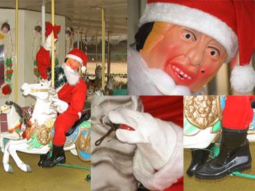 北九州市営・到津(いとうづ)の森公園からメリークリスマス!