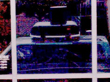 Googleの撮影車両の別の写真</a>(これもコントラスト補正してます)