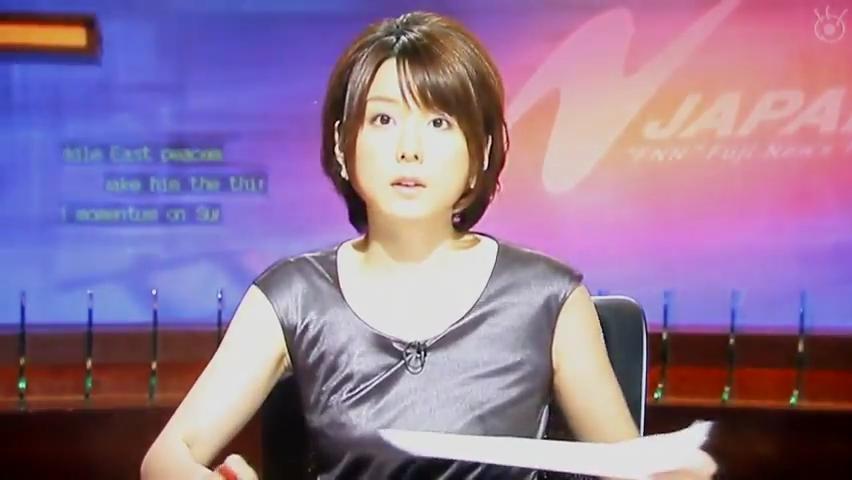 【放送事故?】フジテレビニュースJAPAN・福島市の「放射能除染・回復プロジェクト」ビデオ途中でブラックアウト(2011.05.26(木)放送)【報道規制?】